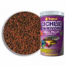 TROPICAL Cichlid Omnivore Small Pellet 250ml/90g