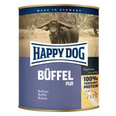 Happy Dog Pur - Büffel 800 g/bůvolí maso