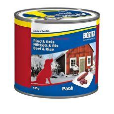 BOZITA, Hovězí a rýže - 635 g konzerva