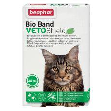 Obojek proti hmyzu pro kočky Beaphar, přírodní - 35 cm