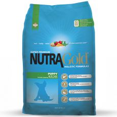NUTRA GOLD HOLISTIC Puppy 15 kg