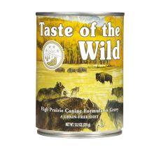TASTE OF THE WILD High Prairie Canine - konzerva, 374 g