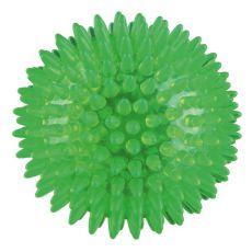 Hračka pro psy - míč s bodlinami, 8 cm
