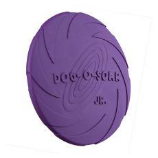 Létající talíř pro psy, z gumy - 22 cm