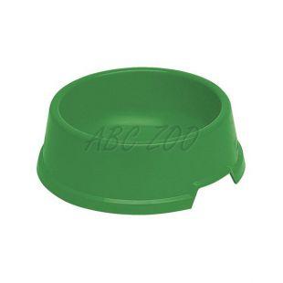 Miska pro psa BUFFET 3 - plastová, zelená, 700 ml