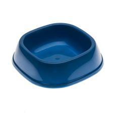 Miska pro psa SNACK 1 - plastová, modrá, 250 ml
