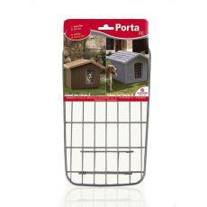 Dvířka Porta 2 na boudu pro psa, kovová - 30,5 x 18,5 cm