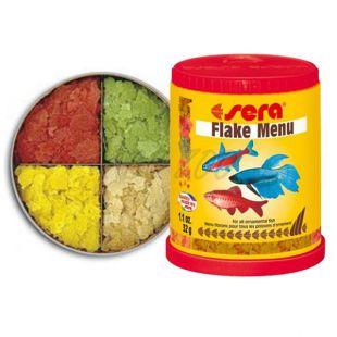sera Flake Menu 150 ml