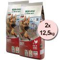 BEWI DOG SPORT 2 x 12,5 kg