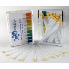 pH Test - proužky 100ks, 4,5-9