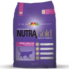 NUTRA GOLD HOLISTIC Finicky Adult Cat 7,5 kg
