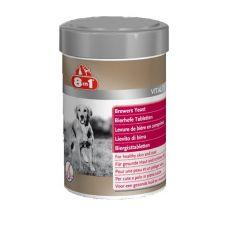 Pivovarské kvasnice pro psy 8 in 1 VITALITY - 260 tbl