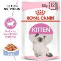 Royal Canin KITTEN Instinctive in Jelly 85 g - želé v kapsičce