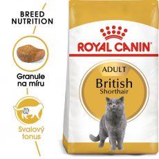 Royal Canin - krmivo pro Britskou krátkosrstou kočku 400g