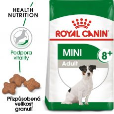 ROYAL CANIN MINI ADULT +8 - 8 kg