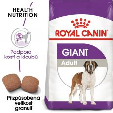 ROYAL CANIN GIANT ADULT 4 kg