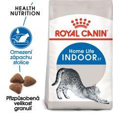 Royal Canin INDOOR 27, krmivo pro kočky žijící v interiéru 400 g