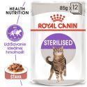 Royal Canin STERILISED 85 g - kapsička