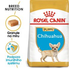 Royal Canin Junior Čivava - 1,5 kg