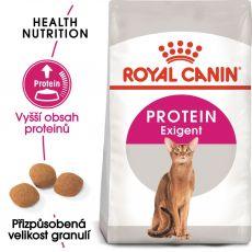 Royal Canin EXIGENT 42 - krmivo pro vybíravé kočky - 400 g