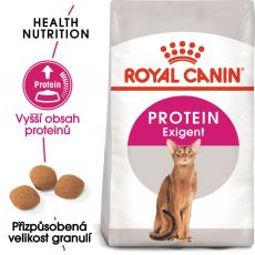 Royal Canin EXIGENT 42 - krmivo pro vybíravé kočky - 2 kg