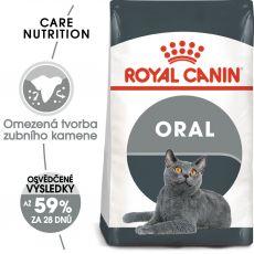 Royal Canin ORAL Care - krmivo pro kočky, 400 g