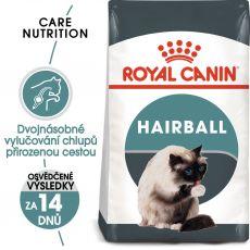 Royal Canin HAIRBALL CARE - krmivo pro kočky, 400 g