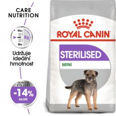 ROYAL CANIN MINI STERILISED ADULT 8 kg